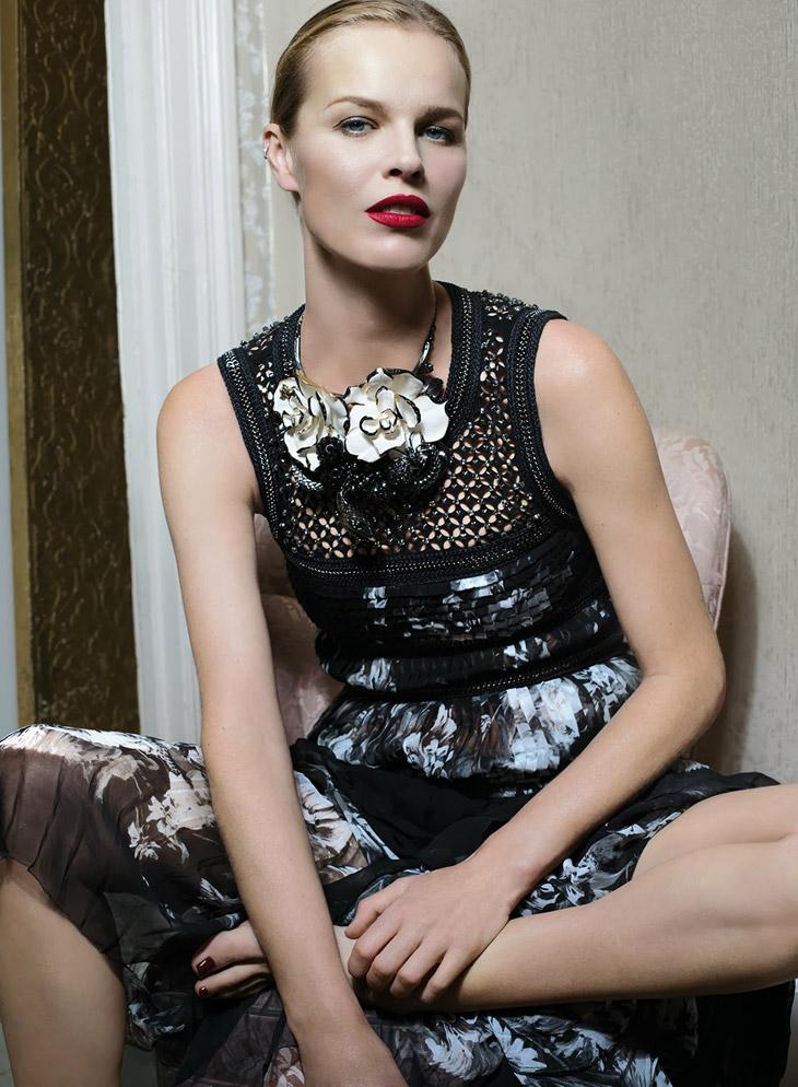 Eva Herzigova 2014