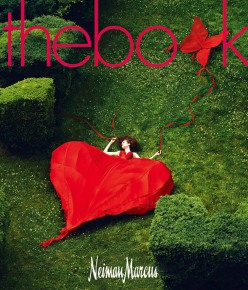 Catherine McNeil & Monika Jac Jagaciak for Neiman Marcus's The Heart Of Giving Holiday Book 2013