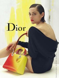 Marion Cotillard for Lady Dior Resort 2014