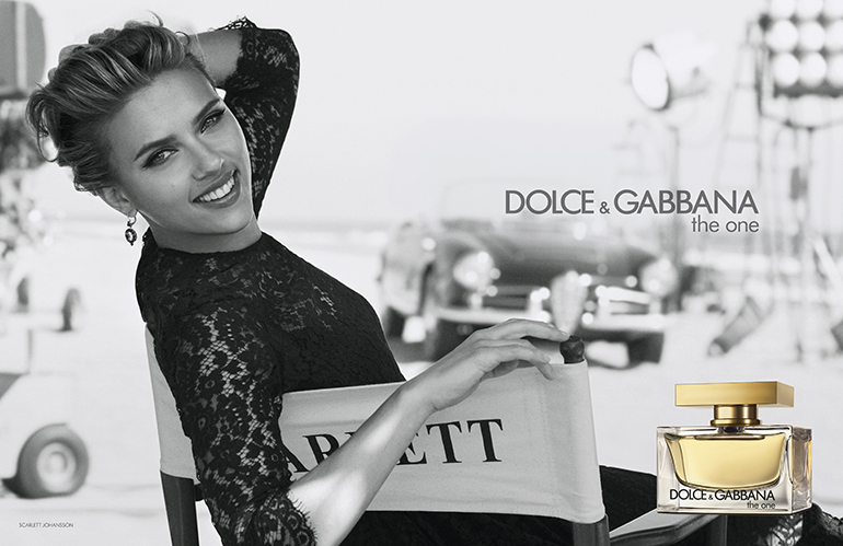 Dolce&Gabbana The One Ad Campaign by Peter Lindbergh
