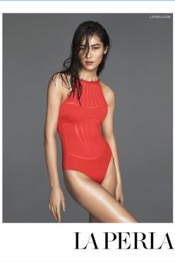 La Perla Ad Campaign Spring 2014