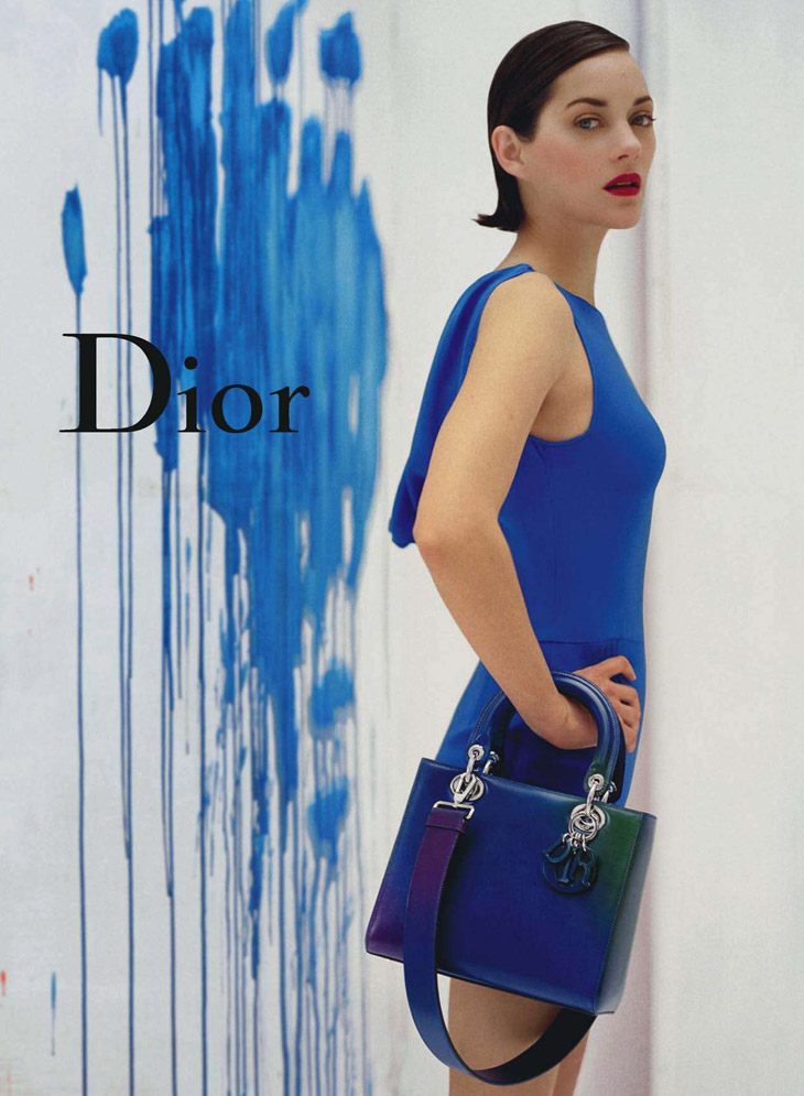 Marion Cotillard for Lady Dior Resort 2014