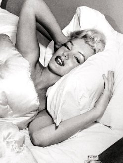 Marilyn Monroe for Chanel N°5