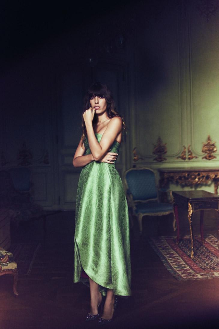 Lou Doillon for Vogue Turkey November 2013