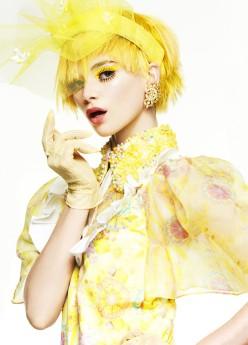 She's A Rainbow-Harper's Bazaar Australia December 2013 Issue