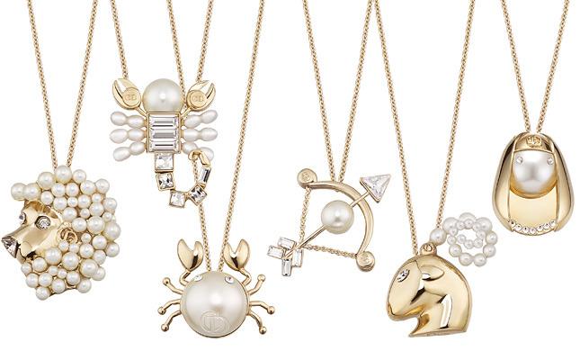 From left to right: Leo, Scorpio, Cancer, Sagittarius, Capricorn and  Virgo