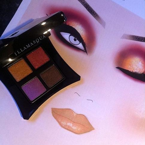 Illamasqua Holiday 2013 Makeup Collection