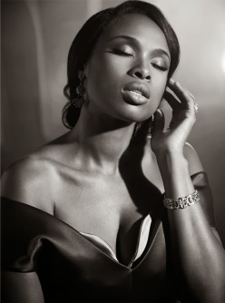 Jennifer Hudson for The Edit November 2013