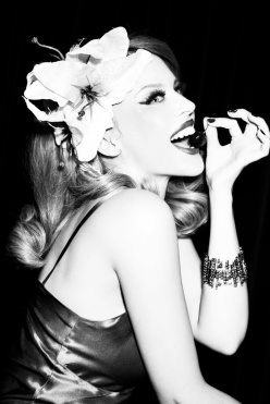 Kylie Minogue by Ellen Von Unwerth for GQ Germany