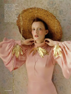 Made In Britain-Vogue UK December 2013 Issue