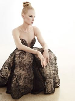 Nicole Kidman for Harper's Bazaar Australia December 2013-Princess Diary