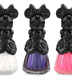 Anna Sui and Minnie Mouse for Holiday 2013