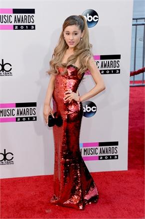Ariana Grande in Dolce Gabbana