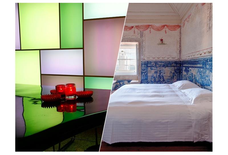 Lisbon-Palacio Belmonte and The Bairro Alto hotel