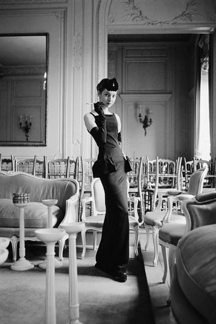 Inside Dior Glamour- Gazette du bon ton dress