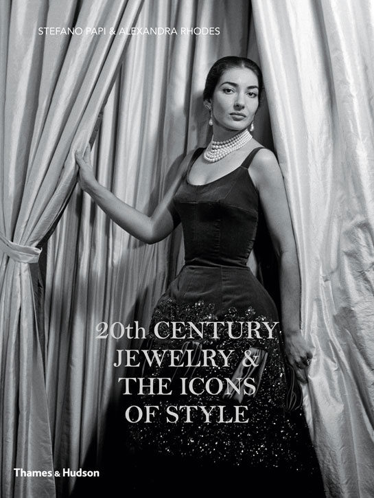 20th Century Jewelry And The Icons of Style-Thames and Hudson's New Book