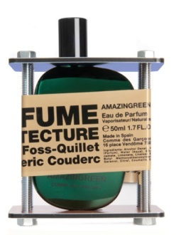 Limited edition Perfume Architecture from Comme des Garçons €.98