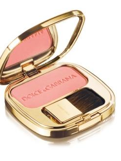 Rose Luminous cheek color, Dolce & Gabbana The Make Up, €40