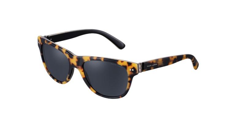 Ralph Lauren  Acetate sunglasses, Safari collection, €140.