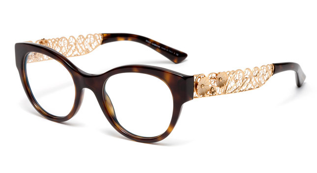 dolce gabbana eyewear fallwinter 2013 2014 collection