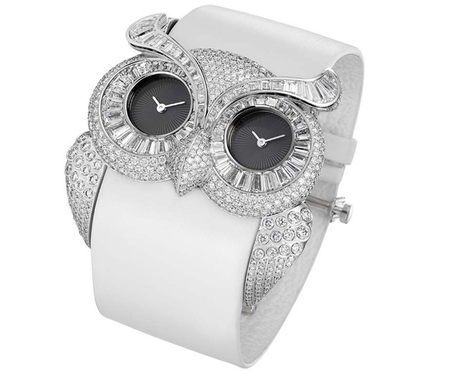 Diamond Owl Watch Limited Edition