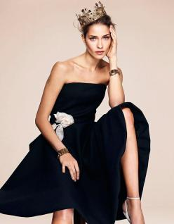 Ana Beatriz Barros for L'Officiel Turkey December 2013