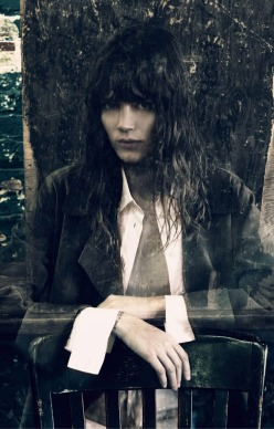Freja Beha Erichsen for Vogue Italia December 2013
