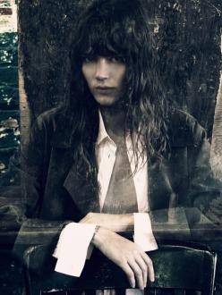 Freja Beha Erichsen for Vogue Italia December 2013