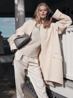 Toni Garrn for Vogue Ukraine January 2014