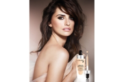 Penelope Cruz for Lancome Miracle Air de Teint Spring 2014