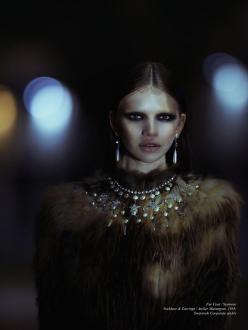 Nightwalker-Schon Magazine Issue by Kosmas Pavlos