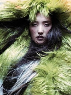 Lina Zhang for Schon Magazine December 2013-Pendulate