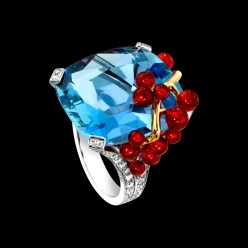 Piaget Limelight Cocktail Inspiration Ring