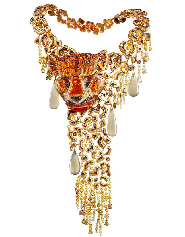 Regal Tiger Necklace Limited Edition