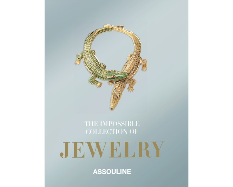 The Impossible Collection of Jewelry, by Vivienne Becker, Assouline