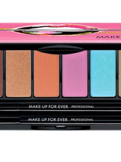 he New Arty Blossom Palette from Makeup Up For Ever