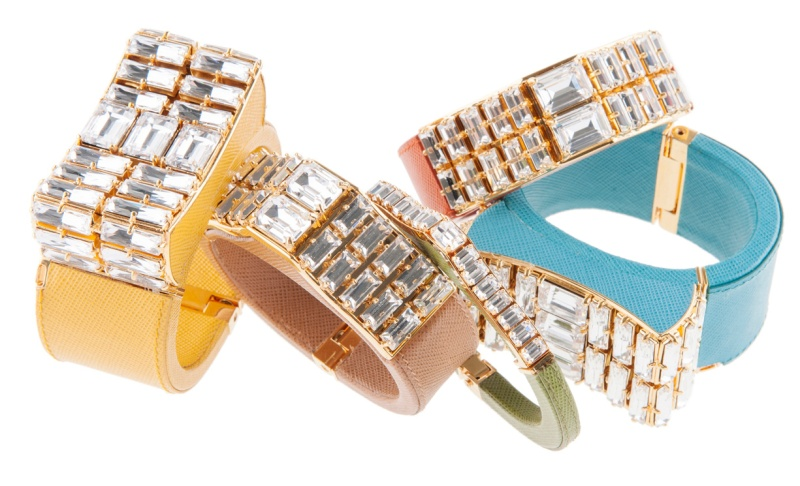 Prada Jewels - The Spring/Summer 2014 Collection
