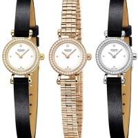 Miniature New Hermès Ladies Watches - Graceful and Elegant Faubourg