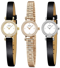 Miniature New Hermès Ladies Watches