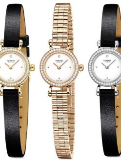 Miniature New Hermès Ladies Watches