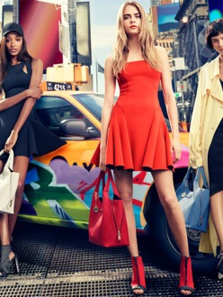 DKNY Spring/Summer 2014 Ad Campaign