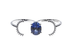 Pompadour ring by Maison Martin Margiela