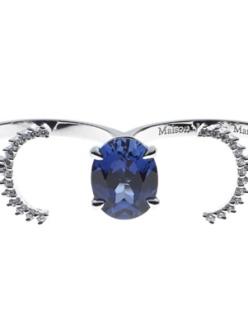 Pompadour ring by Maison Martin Margiela