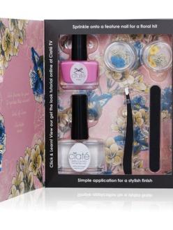Flower Manicure by Ciate