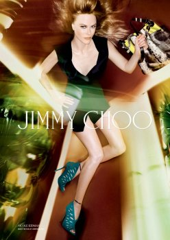 Nicole Kidman for Jimmy Choo Spring/Summer 2014 campaign