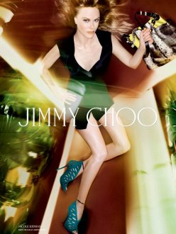 Nicole Kidman for Jimmy Choo Spring/Summer 2014 campaign