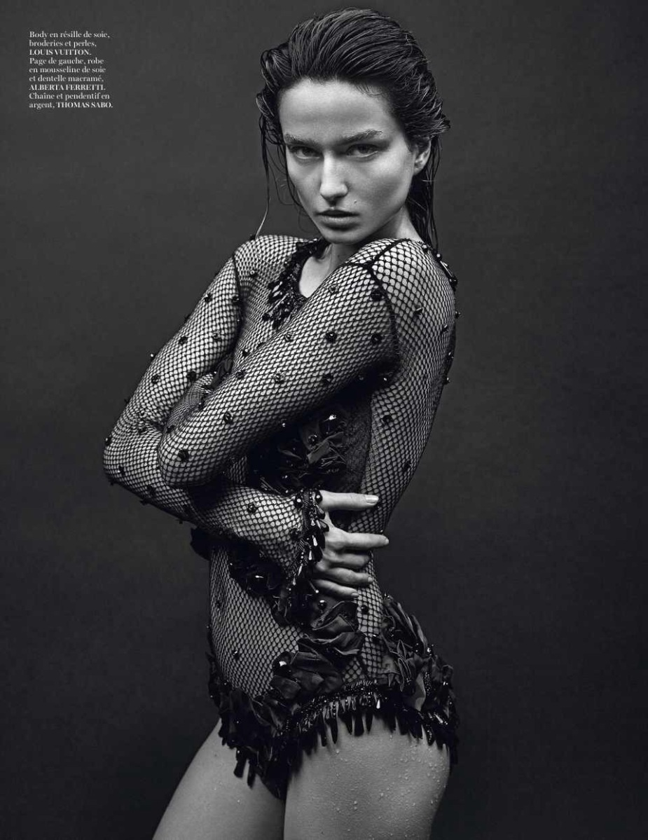 """Irrésistibles"" by Mario Sorrenti - Vogue Paris February 2014 Issue"