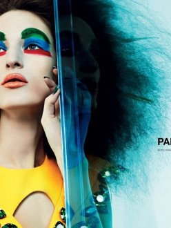 Prada's Latest Collection in Numéro Russia February 2014