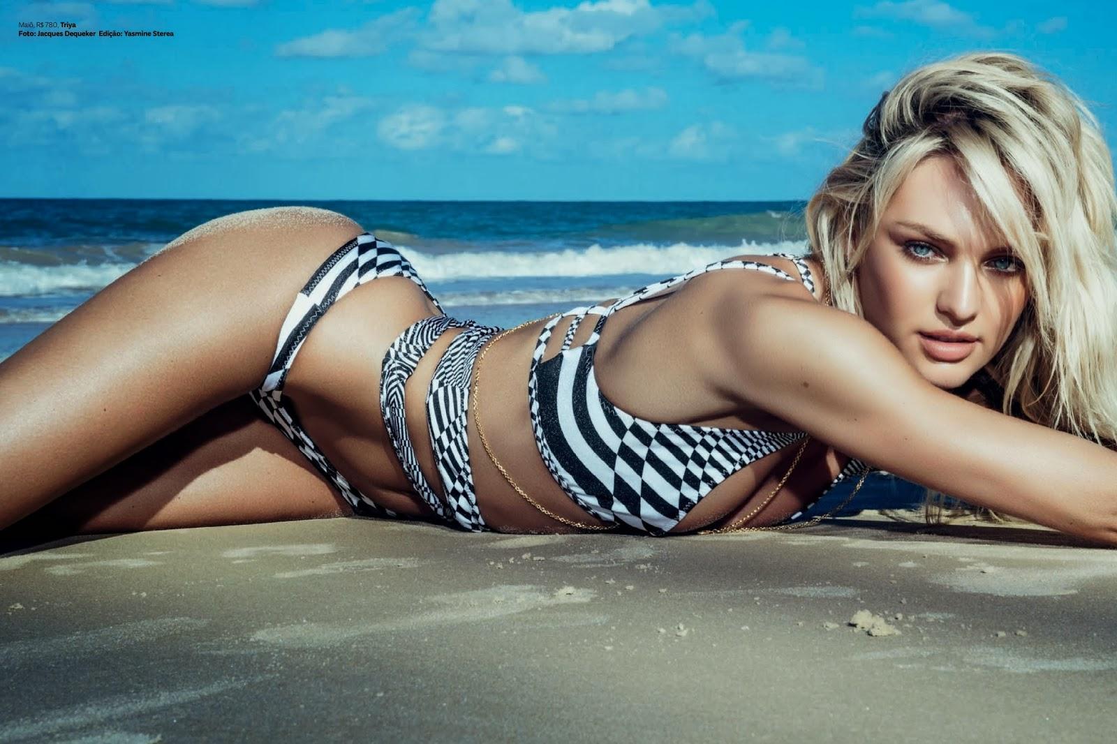 Candice Swanepoel Sexy Nude Photos 83