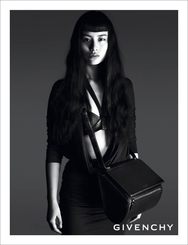 Givenchy Spring/Summer 2014 Ad Campaign